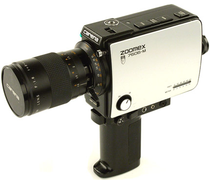 Super 8 Databas Cameras Carena
