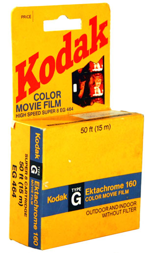 Super 8 Camera! The Kodak XL55 - Grinding Gears! - The Film