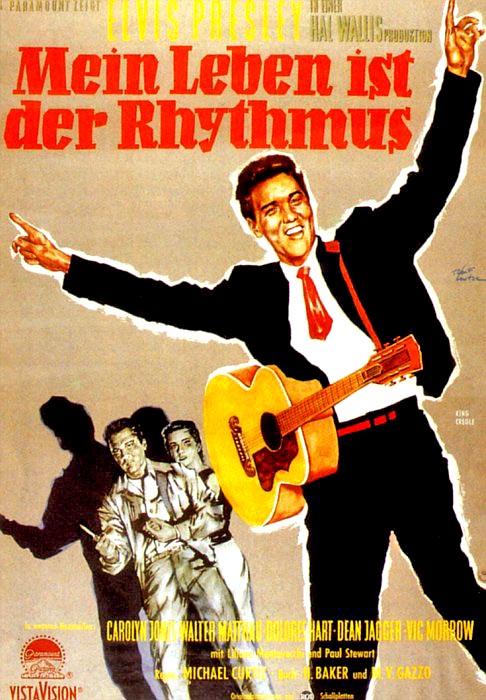 King Creole – Mein Leben ist der Rhythmus (1958)