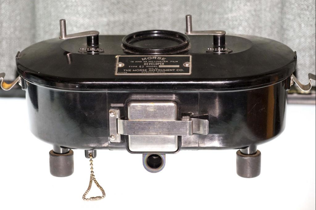 Der leider kaum zu gebrauchende Morse G3 Tank