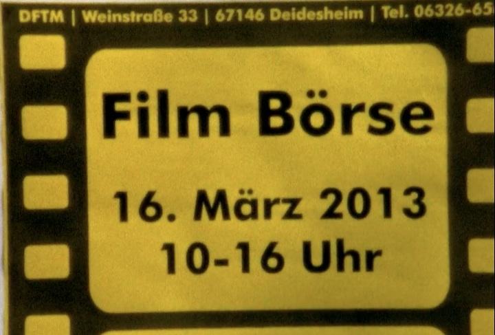 Schmalfilmbörse 2013 in Deidesheim