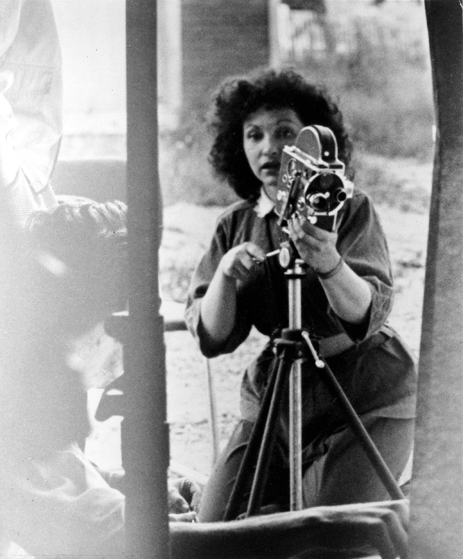 Maya Deren: Filmer, Eure wichtigste Ausrüstung seid Ihr selbst!