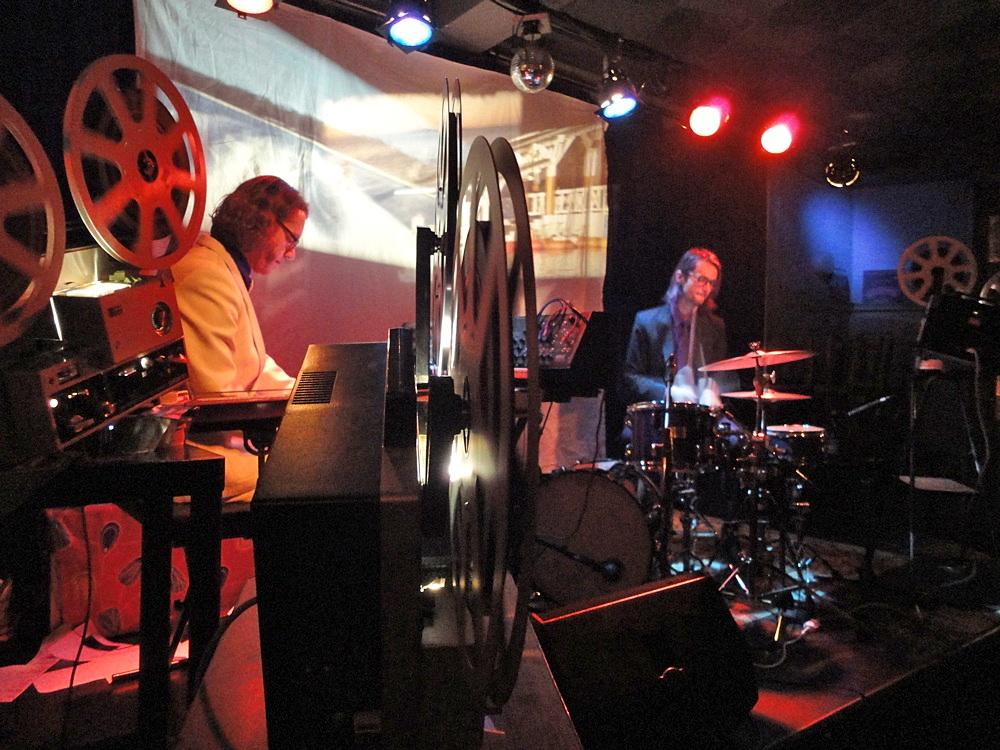 Sound 8 Orchestra: Psychopop mit Parallelprojektion