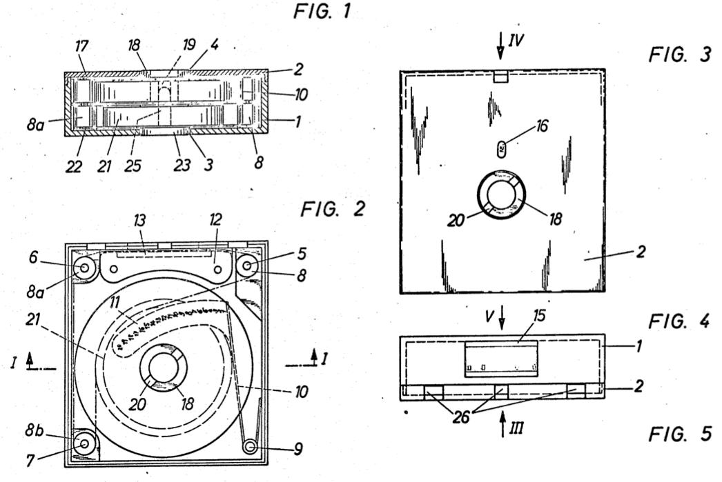 Ganz Patent: die Luxus-Wechselkassette