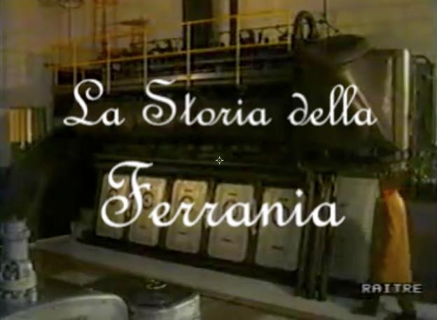 La storia della Ferrania