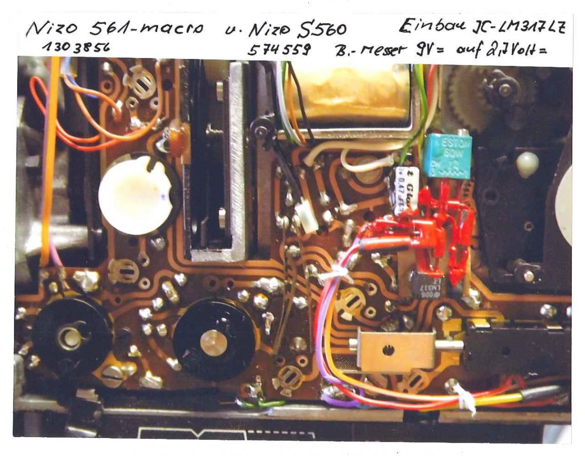 Ganz einfach: Nizo Silberlinge ohne Knopfzellen