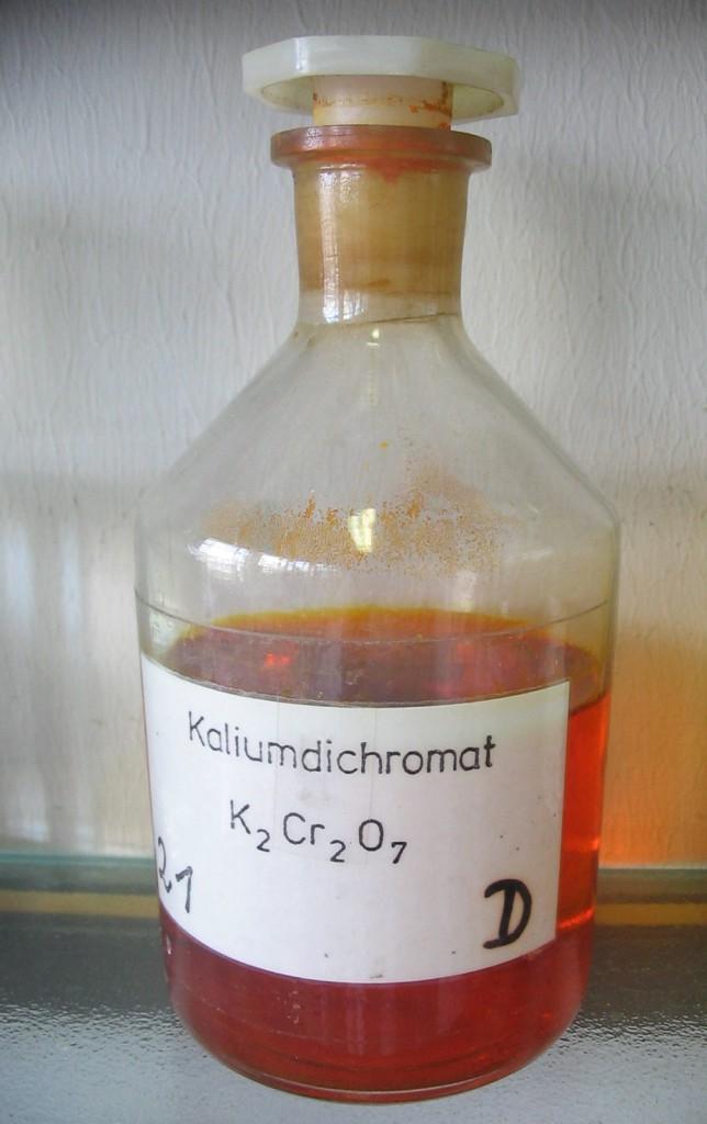 Keine ungefährliche Chemikalie!