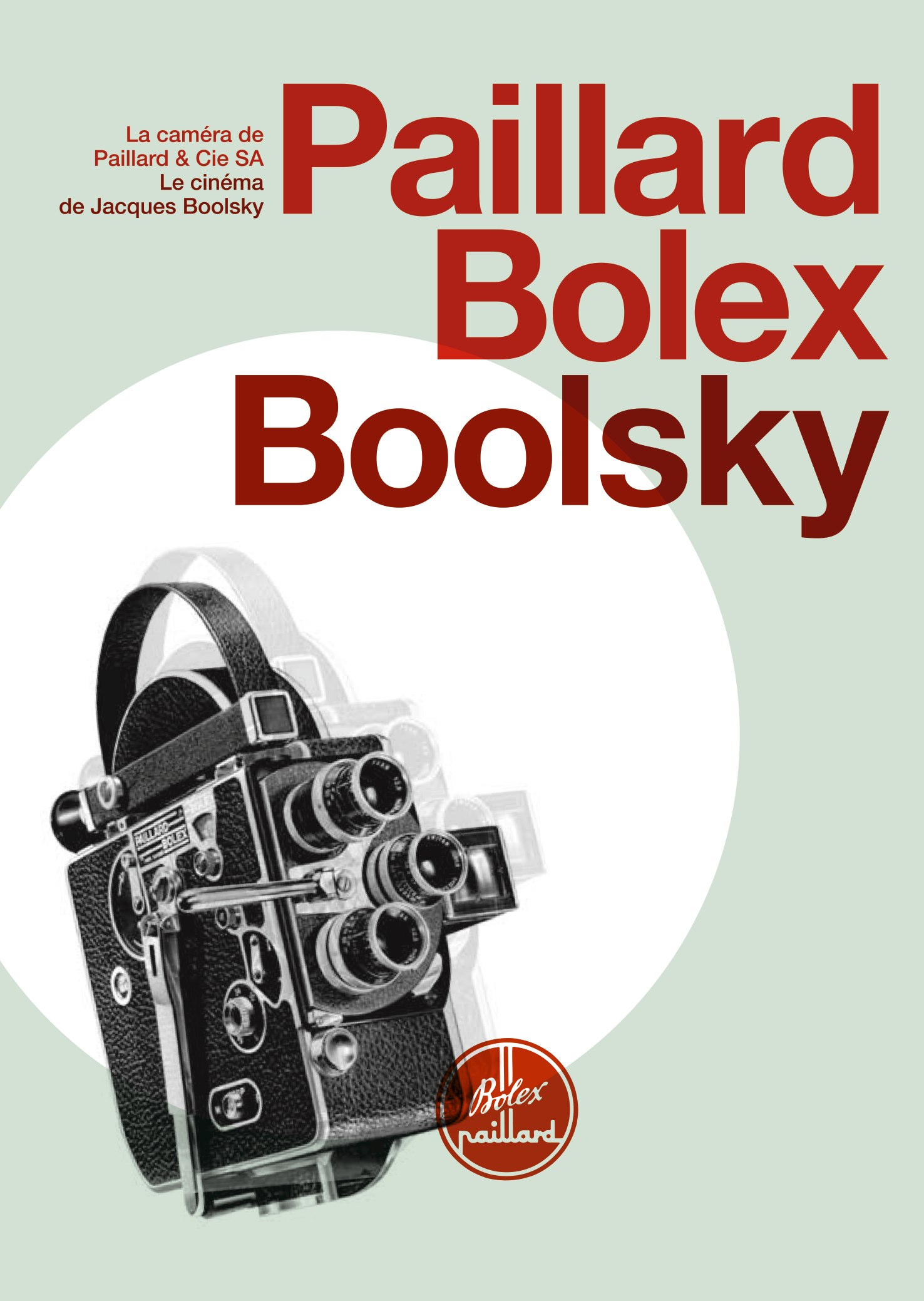 Neues Buch: Paillard Bolex, Boolsky