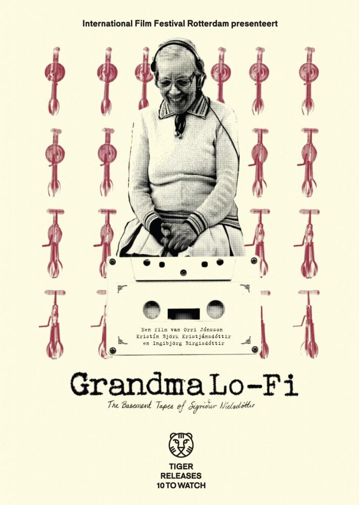Grandma Lo-Fi, DVD-Hülle
