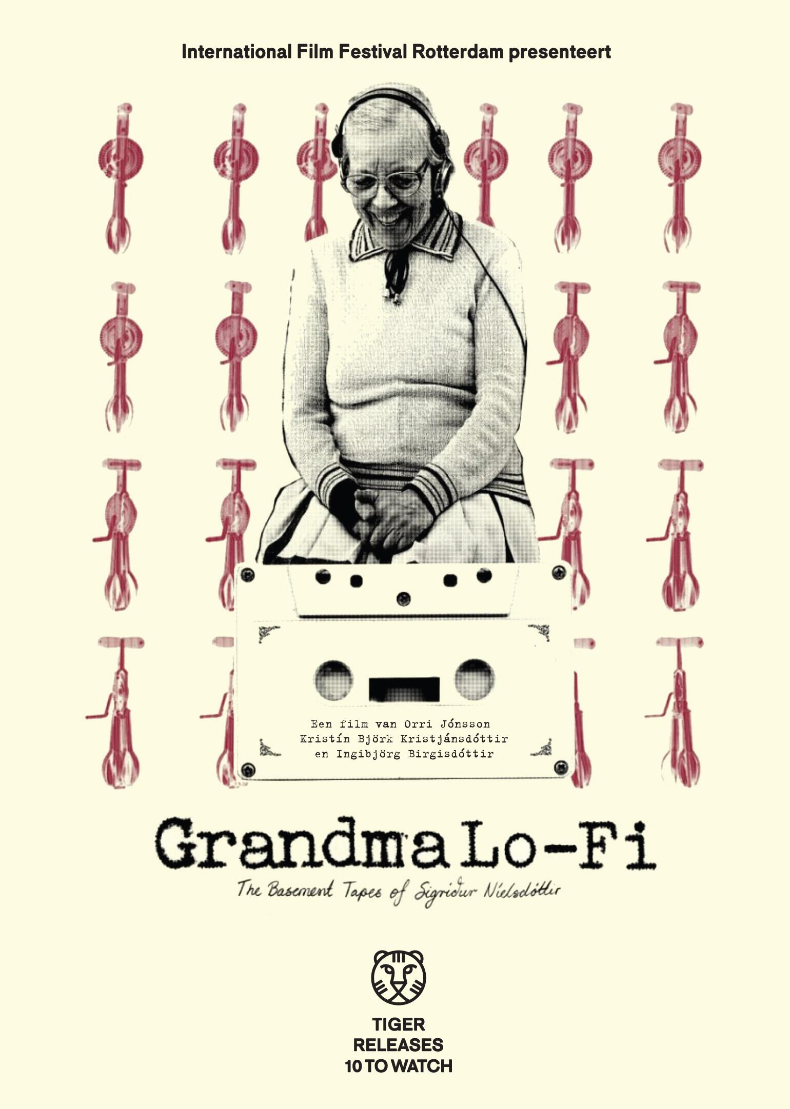 Von der Spule auf die Scheibe: Grandma Lo-Fi