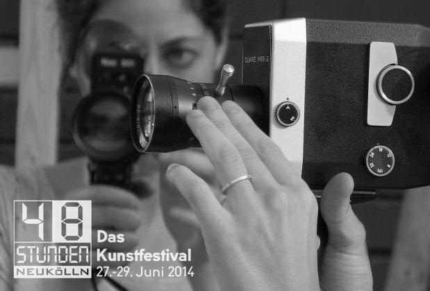 Workshop in Berlin: SW-Entwicklung von Super 8 Film