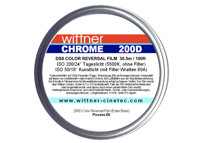 Wittner Chrome 200D in DS8?