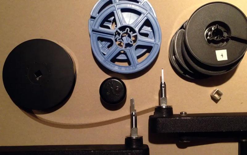 Doppel Super 8 (DS8) Farbfilm selbst entwickeln
