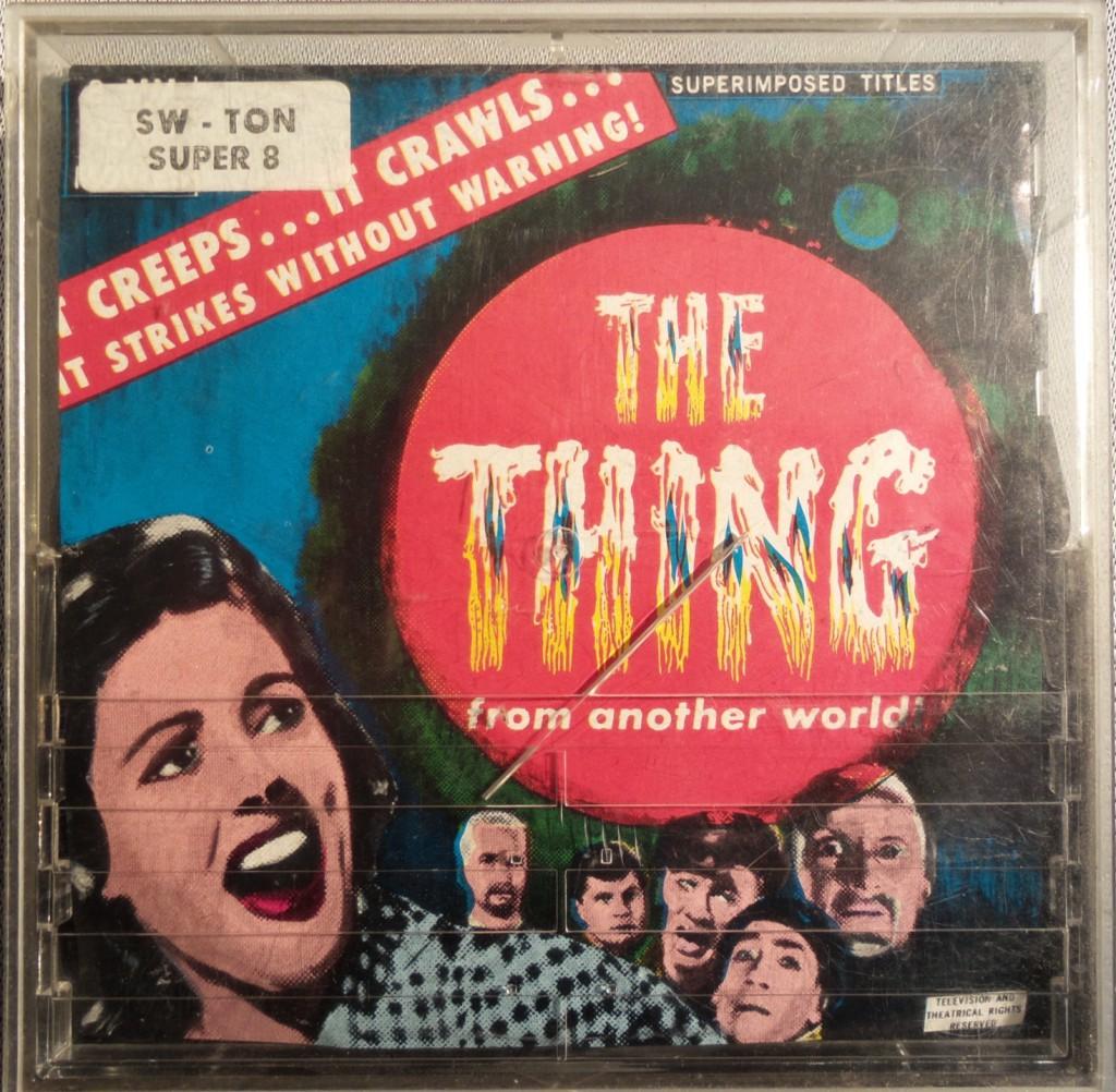 Das Ding aus einer anderen Welt, 1951. Das Original ist meiner Meinung nach um Klassen besser als das Remake von John Carpenter von 1982