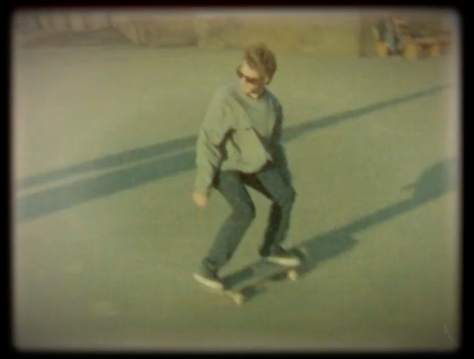 Skateboarding in Berlin x Super 8 Affair