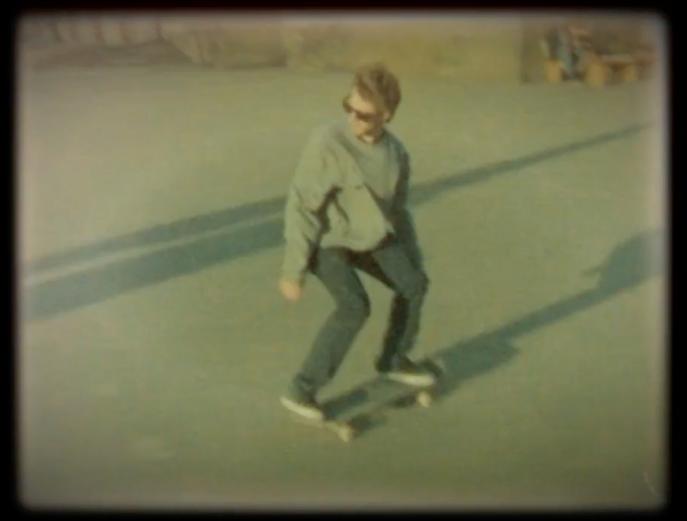 Skateboarding in Berlin x Super 8 Affair