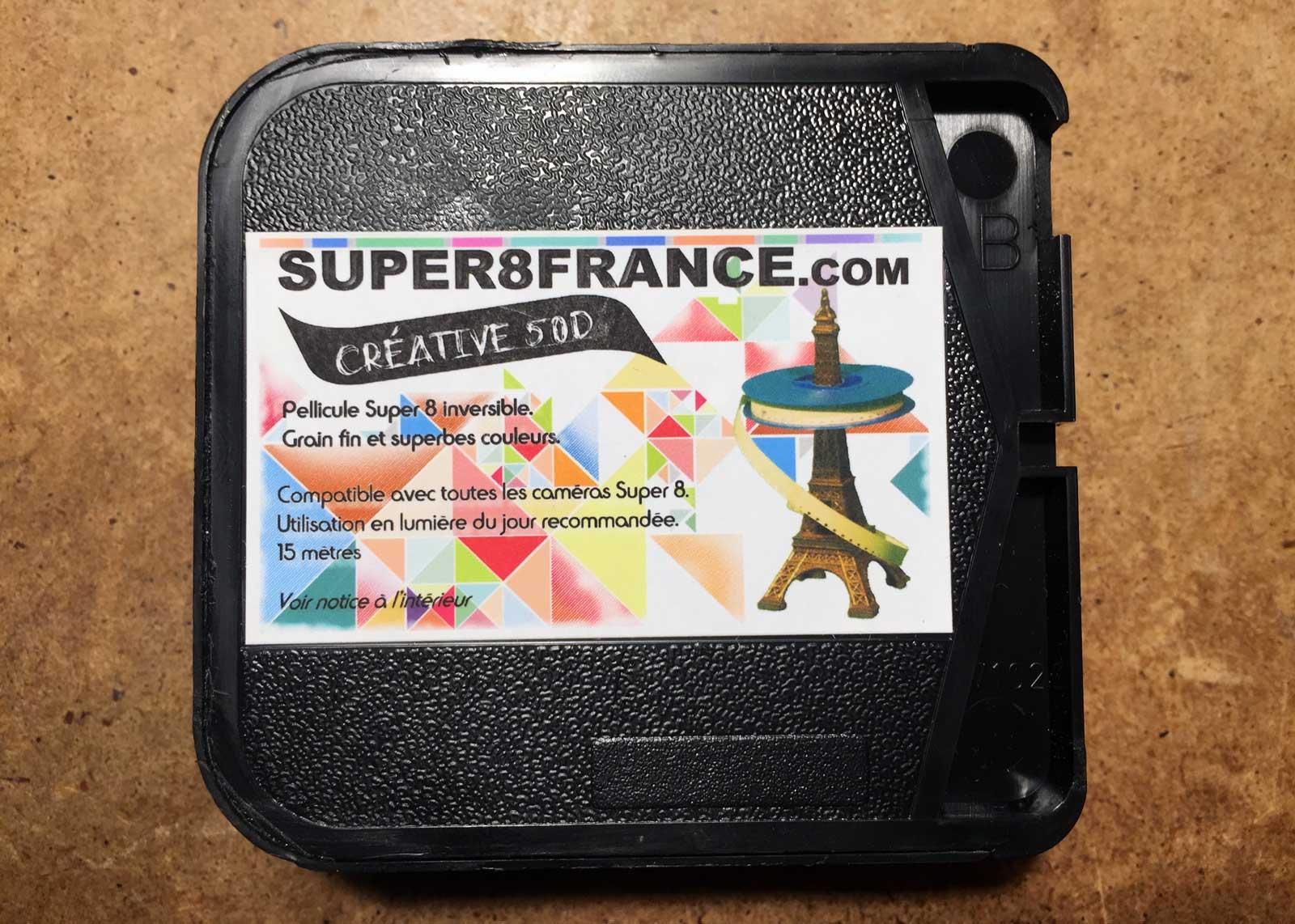 Kurzes, dreckiges Vergnügen: Der Créative 50D aus Frankreich