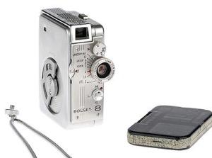Die Einfach-8-Kameras vor Super-8 und Single-8