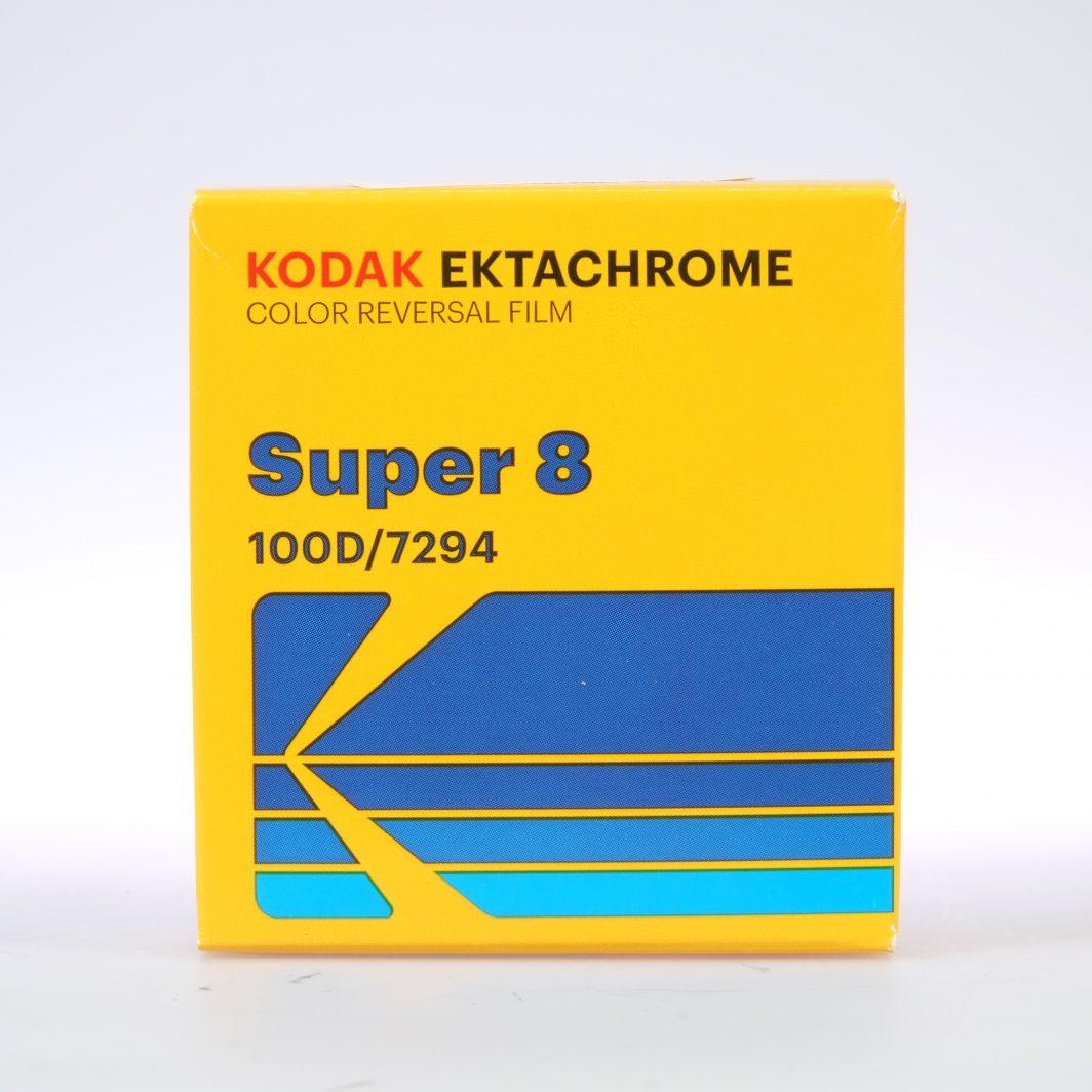 Ektachrome 100D ab sofort wieder verfügbar