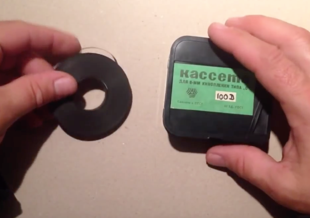 "Reloading Russian ""Kaccema"" S8 cartridges"