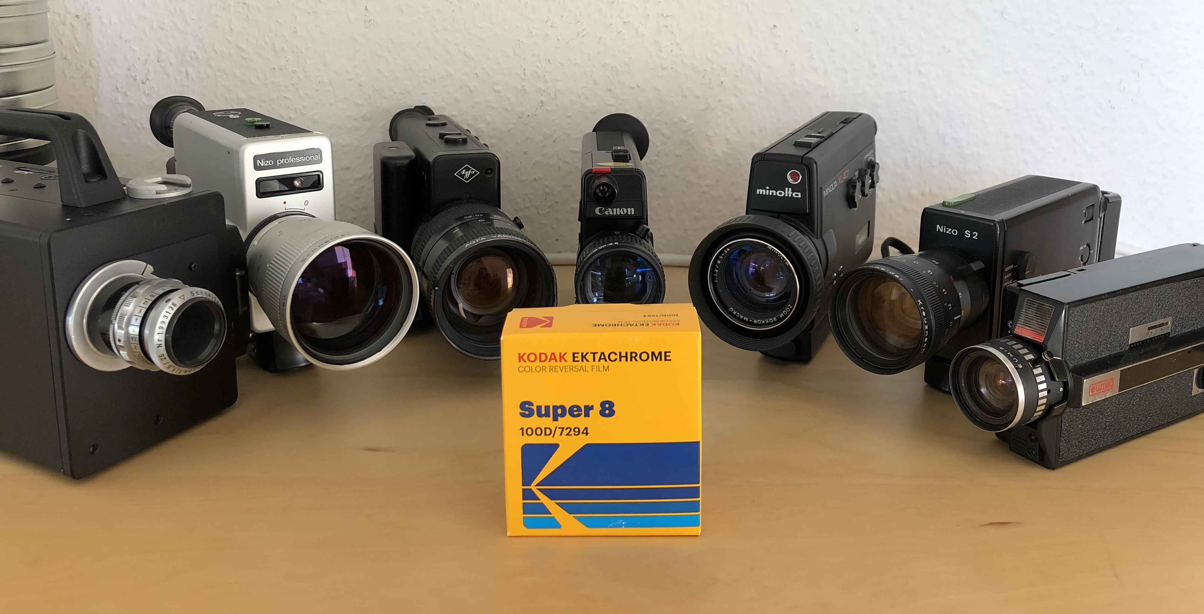 """Schaf"", schärfer, am schärfsten: Test des neuen Kodak Ektachrome 100D/7294"