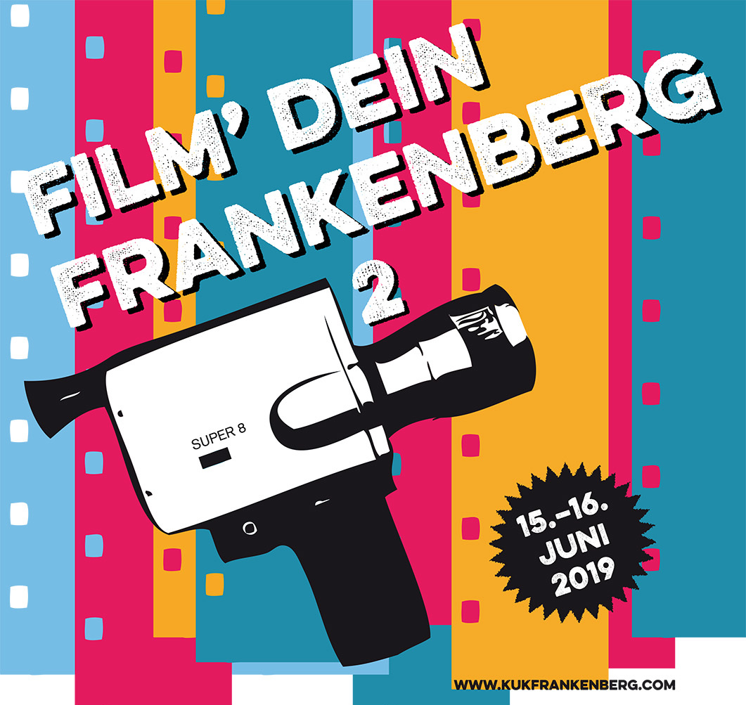 Super-8-Workshop FILM' DEIN FRANKENBERG!