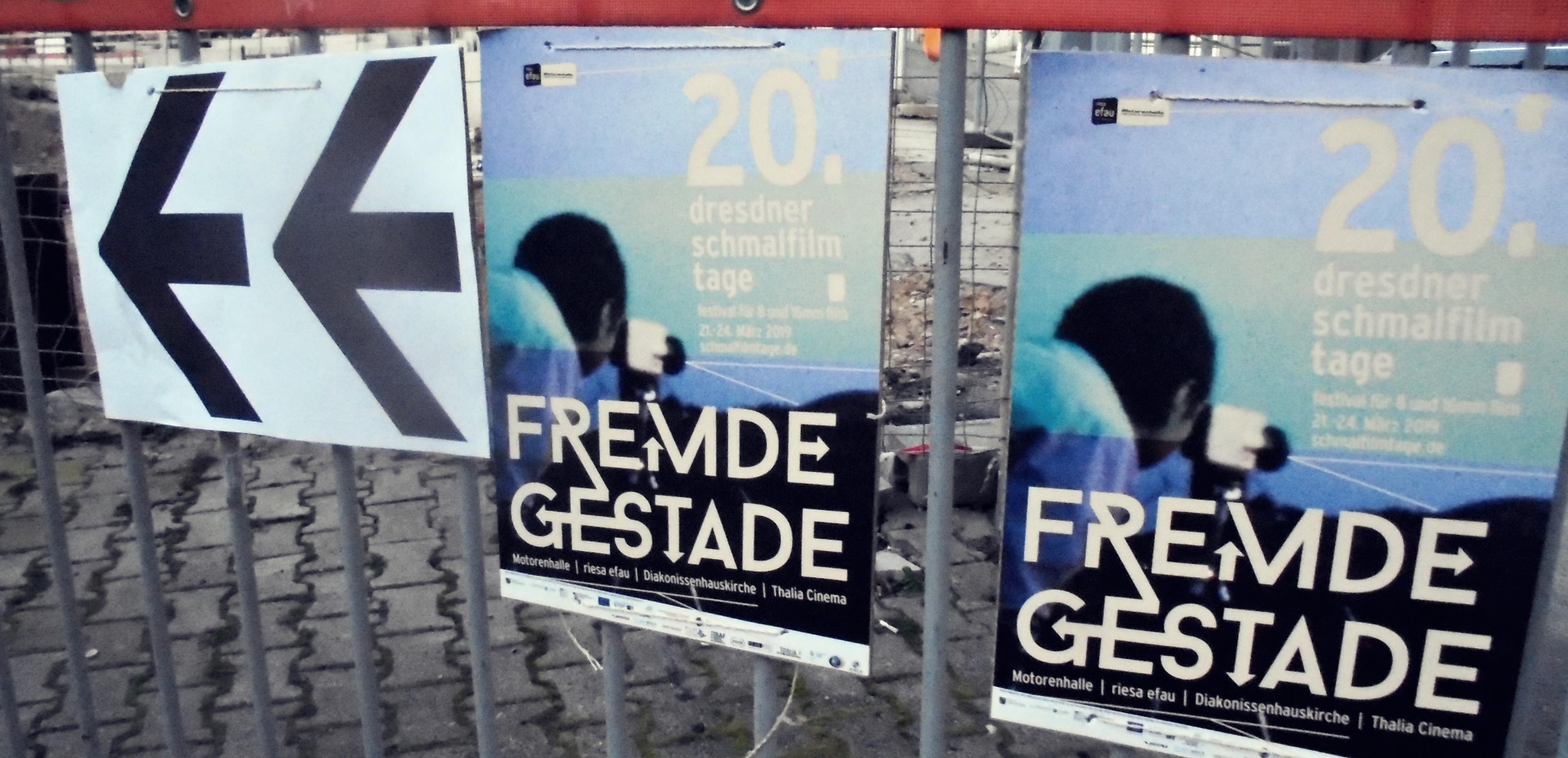 Zwei Schmalfilmabende in Dresden