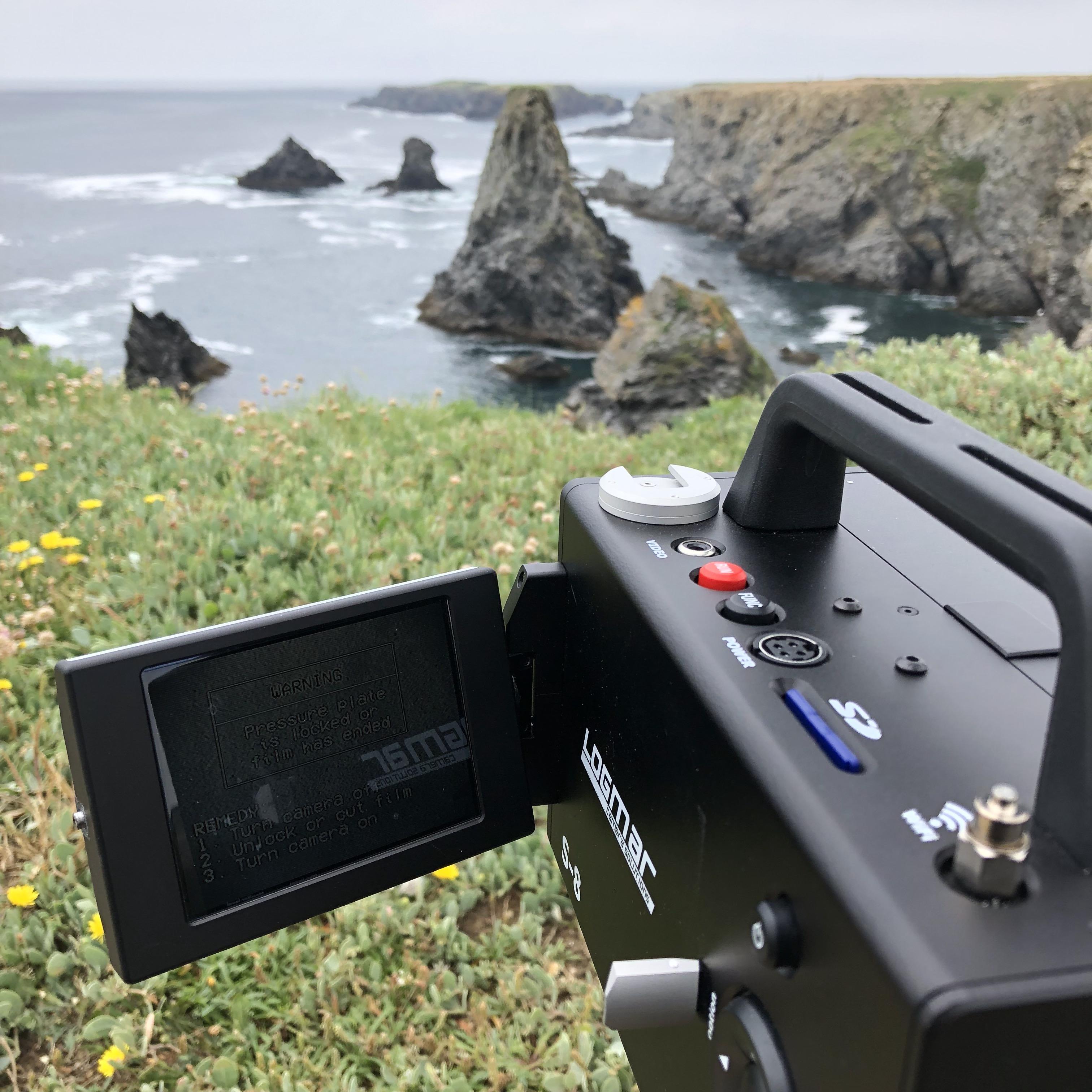 Der Mensch und das Meer: Baudelaireverfilmung in der Bretagne